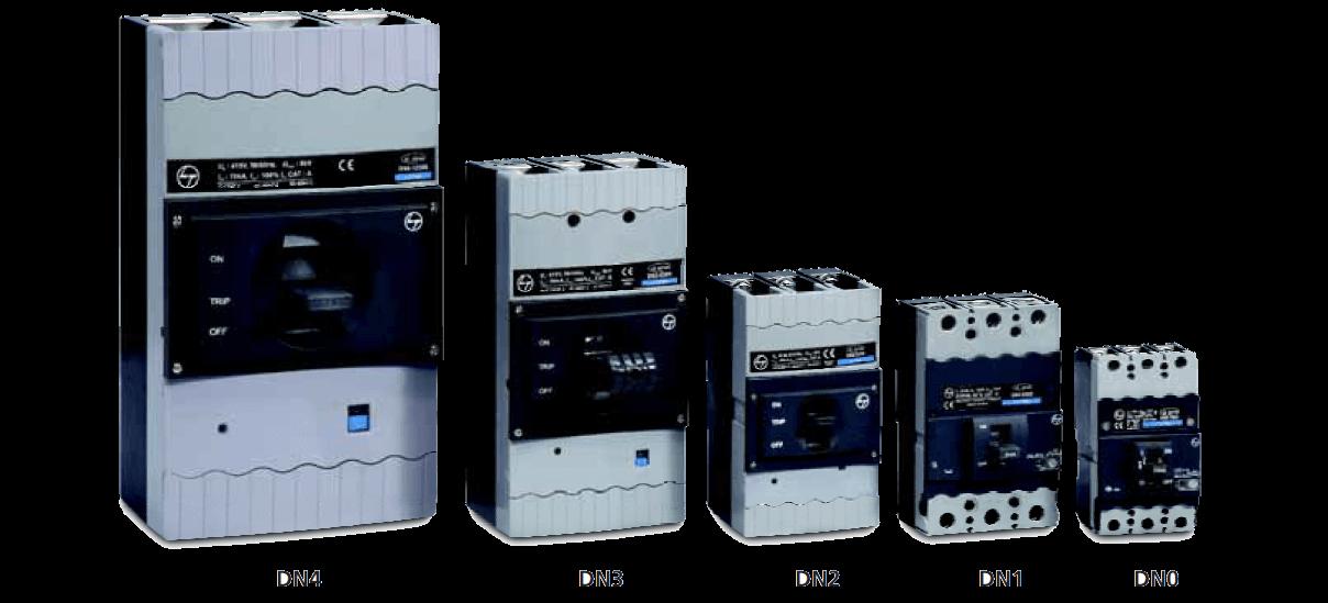 L Amp T Mccb Dsine Dn2 250d Tmd 3p 250a Distributors